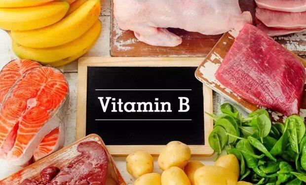اهمیت ویتامین های گروه B/ بهبود عملکرد متابولیسم بدن
