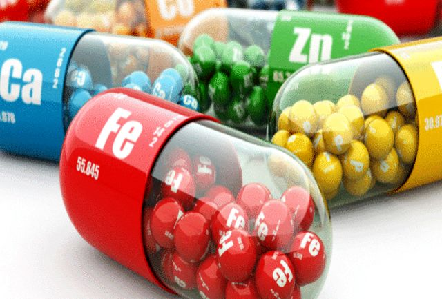 اهمیت ویتامین D و ویتامین C و عناصر آهن و روی(زینک) کافی در خون برای پیشگیری از بیماری های تنفسی